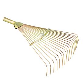 Граблі віялові пруткові з регулюванням ширини 18 прутів (480 г)