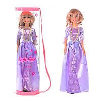 Кукла 8058 ростовая DEFA 80см в тубусе 82,5х23,5х16 см