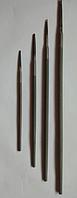 Напильники 3-х гранные (от 100 до 400 мм), начечка №1; №2 и №3