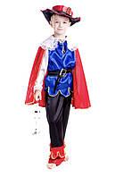 """Детский карнавальный костюм для мальчика """"Кот в сапогах"""", фото 1"""