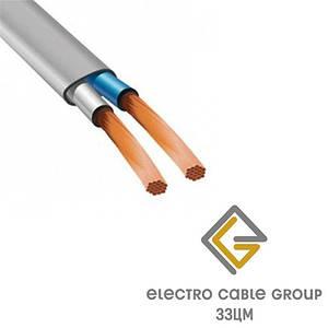 Электрический провод ЗЗЦМ ШВВП 2х0.75