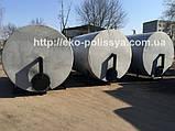 Печи пиролизные для пролизводства древесного угля 25м3, фото 3