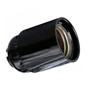 Патрон электрический Е27 подвесной карболит