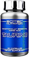 Аминокислоты Scitec Nutrition Taurine (90 капс)