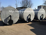 Печи пиролизные для производства древесного угля 25м3, фото 2