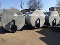 Продам печи пиролизные для производства древесного угля 25м3