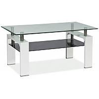 Журнальные столы Lisa II 80251, цвет - белый