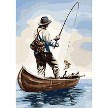 Картина по номерам Идейка - На крючке 40x50 см (КНО2240)