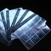 Оригинальные листы на 12 ячеек к альбому для монет SCHULZ Польша