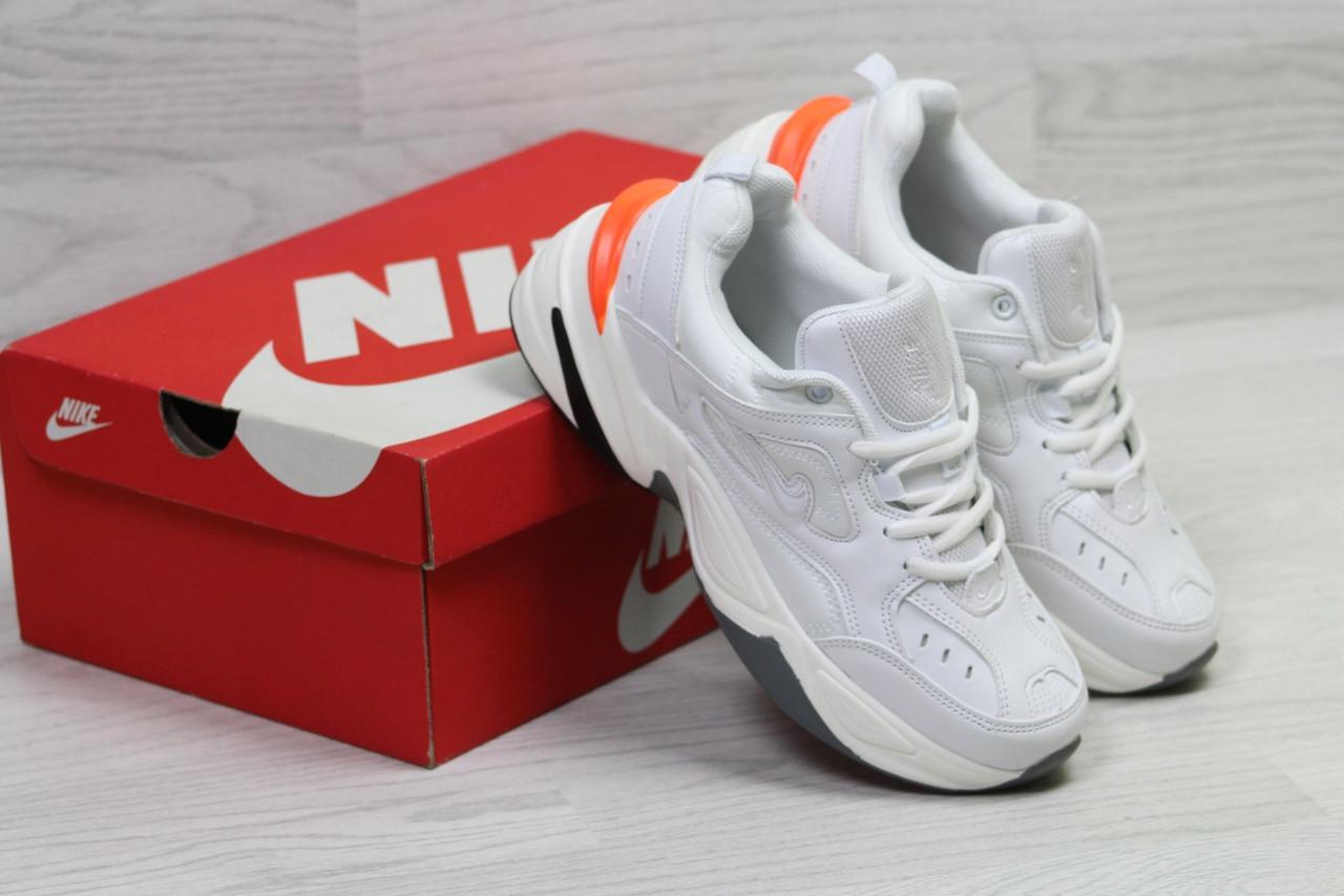 Кроссовки Nike  М2K Tekno   белые, 36-41 р