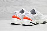 Кроссовки Nike  М2K Tekno   белые, 36-41 р, фото 2