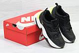 Кроссовки Nike  М2K Tekno  черные, 36-41 р, фото 3