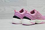 Кроссовки Nike  М2K Tekno  розовые, 36-41 р, фото 2