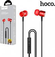 Наушники вакуумные с микрофоном Hoco M42, фото 1