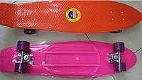 Скейт-пенни Baby Tilly Penny Board, красный