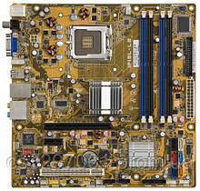 Материнская плата Asus IPIBL-LB G33 Socket 775 (с заглушкой)