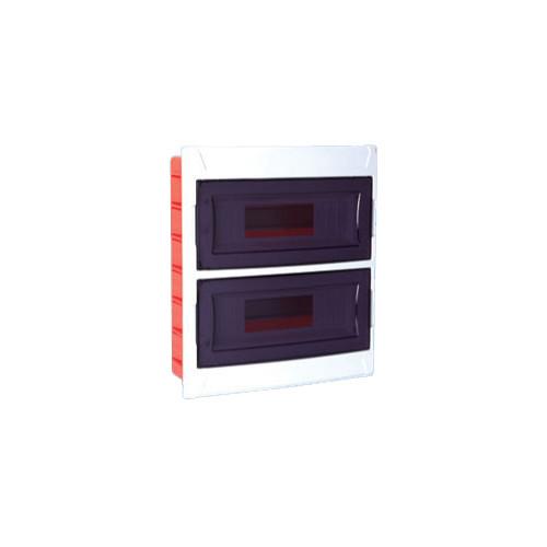 Коробка DE-PA под 24 авт. скрытой установки