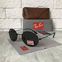 Солнцезащитные очки RAY BAN 3547 OVAL черный