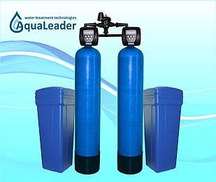 Фильтр для удаления солей жесткости из воды FS80 TWIN, Clack Corporation, USA