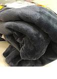 Толстовка с капюшоном двусторонняя Huggle Hoodie (худи, толстовка плед), фото 5