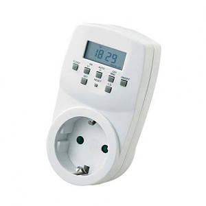 Электронный таймер недельный Horoz Electric TIMER-2 16А