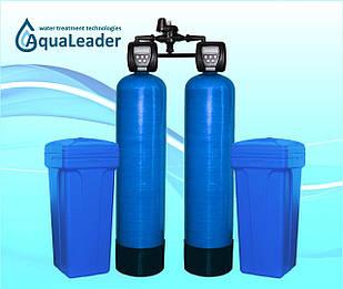 Фильтр для удаления солей жесткости из воды FS100 TWIN, Clack Corporation, USA