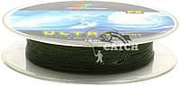 Шнур рыболовный EOS PE 150м, Зеленый