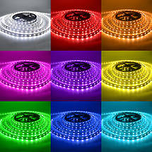 Набор 3в1 PROlum RGB+W LED 5 метров SMD5050-60 IP20 Wi-Fi+IR, фото 3