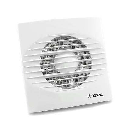 Вентилятор Dospel ZEFIR 100S без выключателя, фото 2