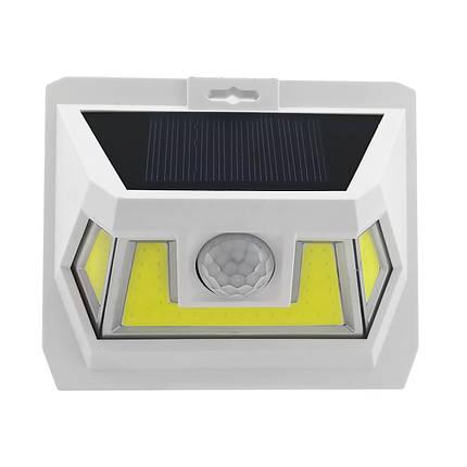 LED светильник на солнечной батарее VARGO 8W c датчиком, фото 2
