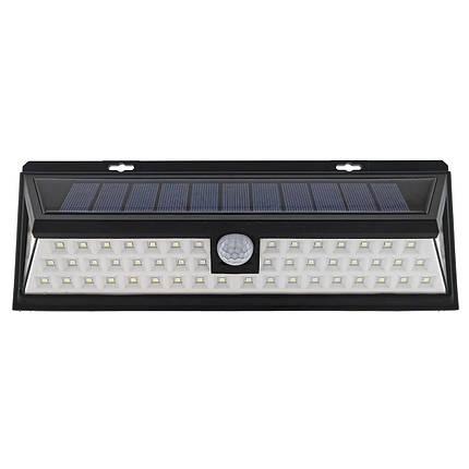 LED светильник на солнечной батарее VARGO 12W c датчиком, фото 2
