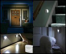 Светильники и датчики