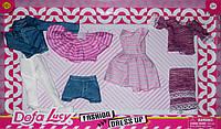 Одежда DEFA 8438 для кукол высотой 29см в коробке