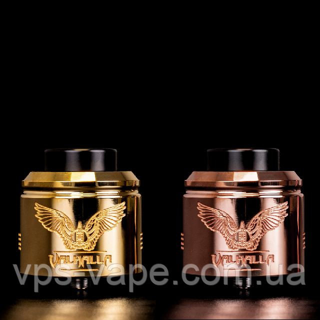 Valhalla (BOSS and KING Edition) RDA by Vaperz Cloud