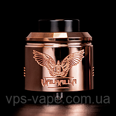 Valhalla (BOSS and KING Edition) RDA by Vaperz Cloud, фото 2