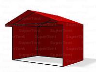 Торговая палатка 2,5х2м ПВХ