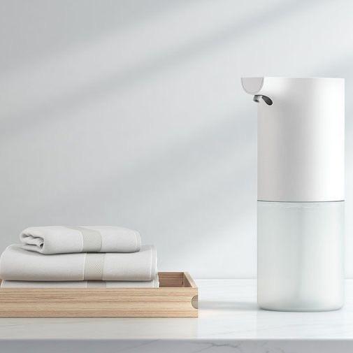Бесконтактный дозатор для мыла Xiaomi Mijia Soapper Automatic Induction Foam Soap Dispe