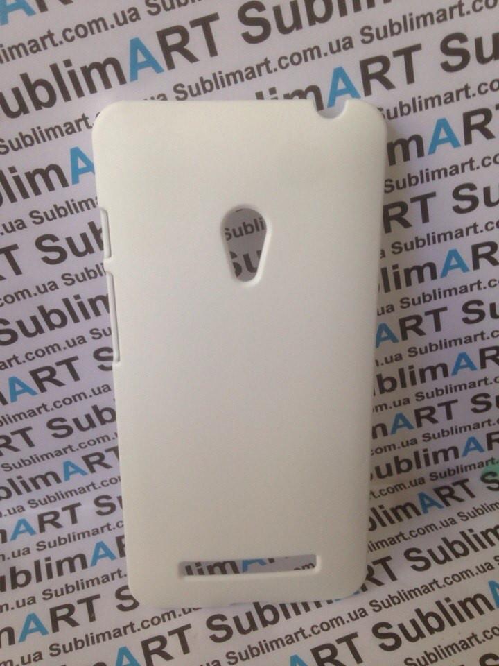 Чехол для 3D сублимации на Asus Zenfone 5 матовый