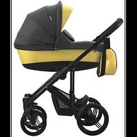 Детская универсальная коляска 2 в 1 Bebetto Magnum 224 Black (Бебетто Магнум)