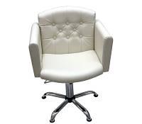 Парикмахерское кресло клиента для салона красоты, для парикмахерских Ричард (Richard), фото 1
