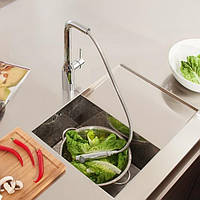 Смеситель для кухни сенсорный Grohe Essence Foot Control 30311000