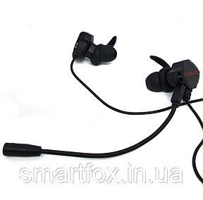 Наушники с микрофоном YESPLUS GM-102, фото 2