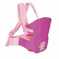 Рюкзак кенгуру для куклы Baby Born