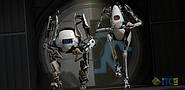 Portal 2: Прохождение (2/3)