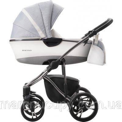 Детская универсальная коляска 2 в 1 Bebetto Bresso Premium 16