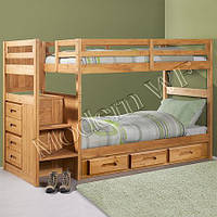 Двухъярусная кровать Прайд, фото 1