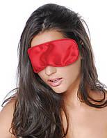 Fetish -  Satin Love Mask Красный