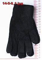 Женские перчатки вязаные шерстяные - разные цвета - 14-5-8