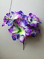 Букет на 7 голов N737 (20 шт./уп.) Искусственные цветы оптом, фото 1