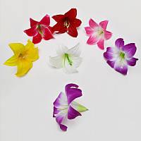 Головка Лилии NJ002 (50 шт./ уп.) Искусственные цветы оптом, фото 1